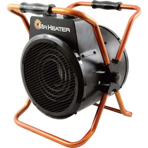 Mr. Heater Portable Forced Air Electric Heater  5100 BTU, 120 Volts,
