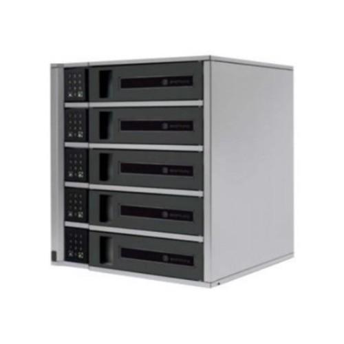 Bretford TechGuard 5-Bay Charging Locker