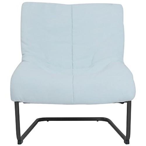 Serta at Home Alex Lounge Chair; Powder Blue