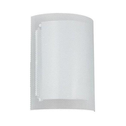 Sea Gull Lighting Vertical Mesh 1-Light GU24 White Sconce