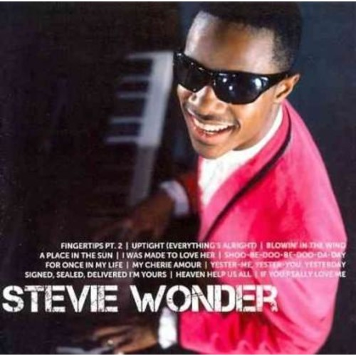 Stevie Wonder - Icon: Stevie Wonder