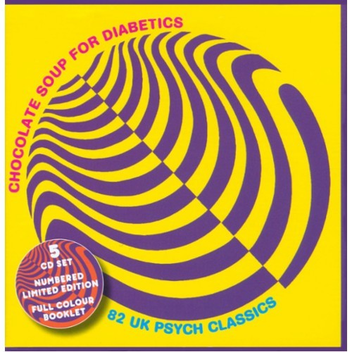 Chocolate Soup for Diabetics, Vols. 1-5: 82 UK Psych Classics [CD]