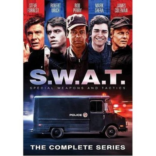 Swat:Complete Series (DVD)