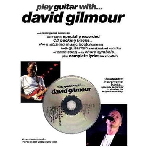 Play Guitar With...David Gilmour