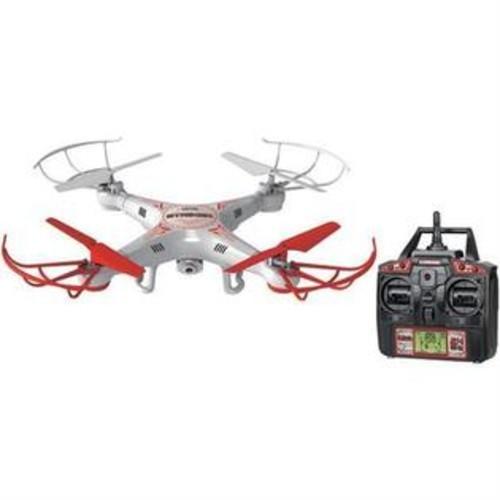 World Tech Toys 34937 4.5 Channel 2.4GHz Striker Spy Drone