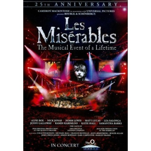 Les Miserables: 25th Anniversary in Concert (2010)