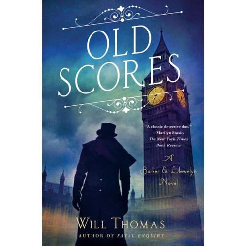 Scores (Barker & Llewelyn Series #9)