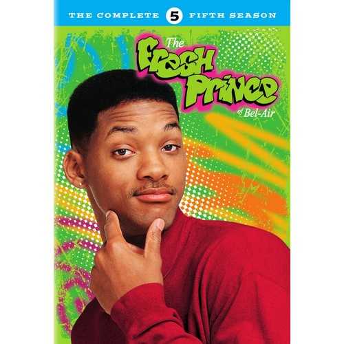 The Fresh Prince of Bel-Air: The Complete Fifth Season [DVD]