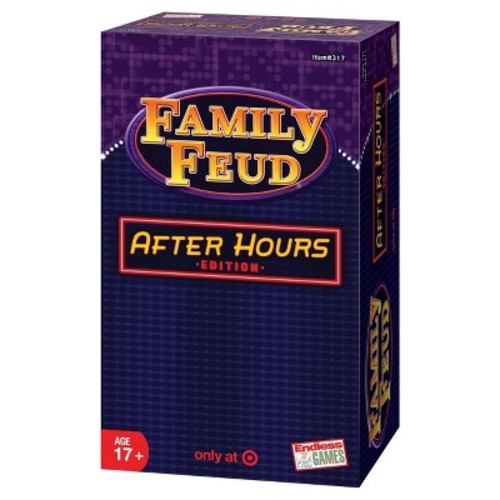 Family Feud After Hours Board Game
