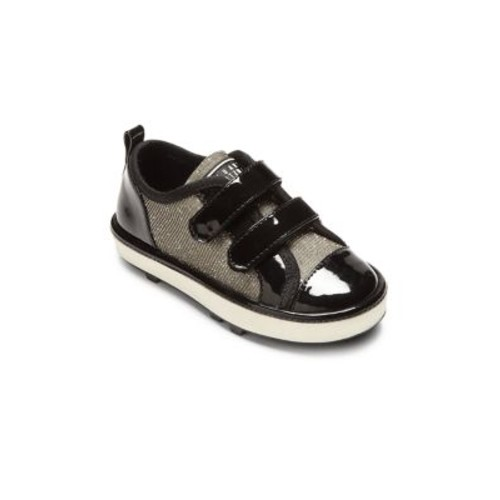 Girl's Ariana Patent & Sparkle Sneakers