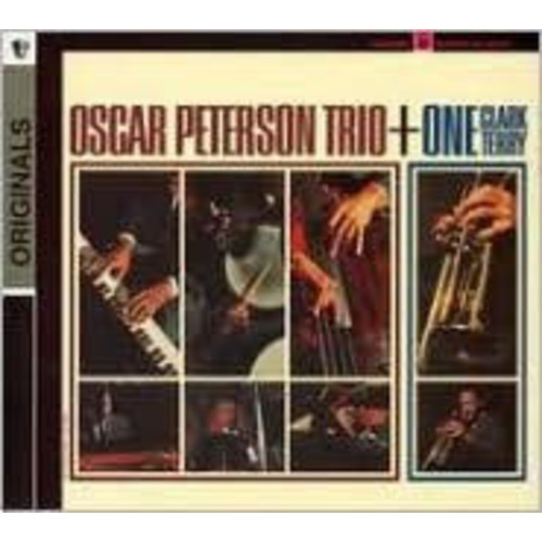 Oscar Peterson Trio Plus One