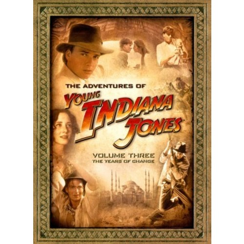The Adventures Of Young Indiana Jones Vol. 3 (DVD)