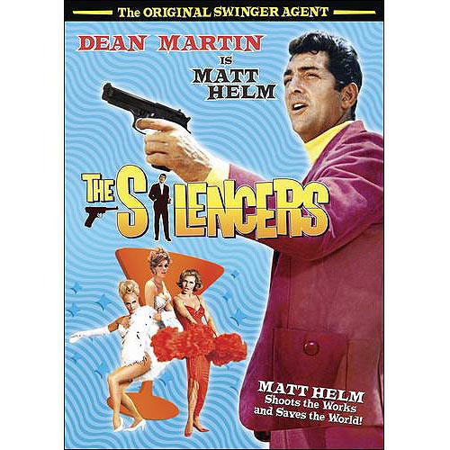 The Silencers [DVD] [English] [1966]