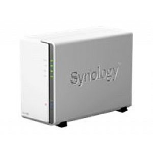 Synology Disk Station DS216se - NAS server - 2 bays - SATA 6Gb/s - RAID 0, 1, JBOD - Gigabit (DS216SE)