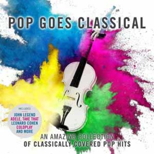 Royal Liverpool Philharmonic Orchestra - Pop Goes Classical [Audio CD]