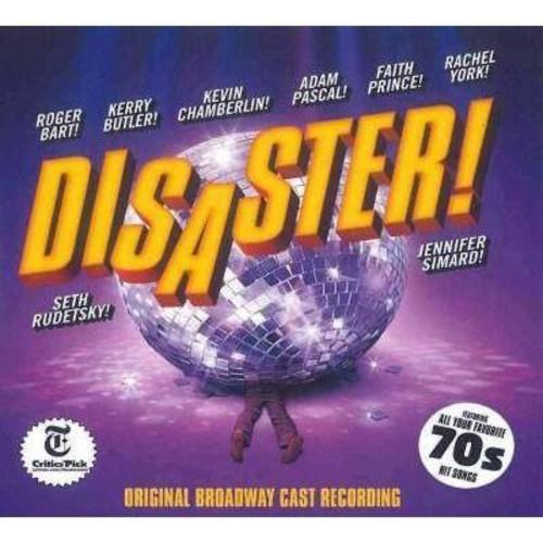 Original broadway ca - Disaster (Ocr) (CD)