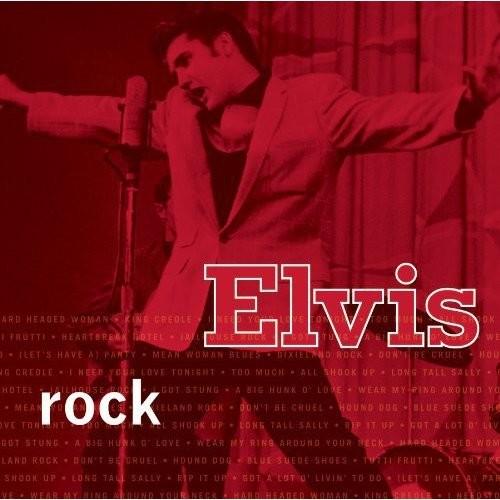 Elvis Rock [CD]