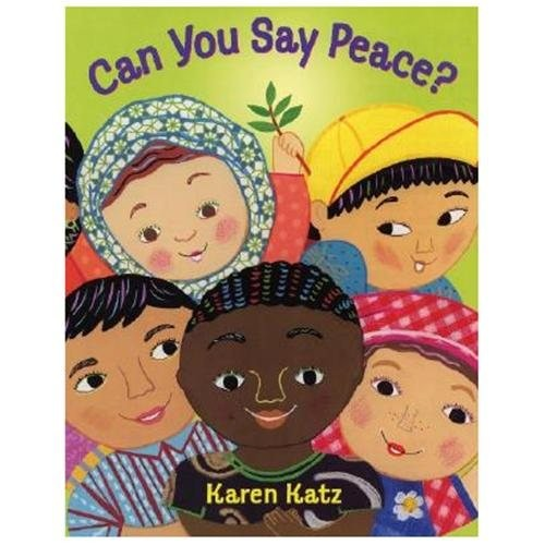 Can You Say Peace? (Paperback)
