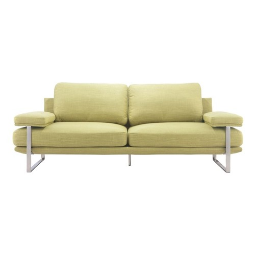 Zuo Sofas & Couches Lime Sofa