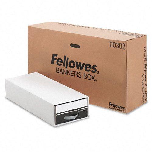Bankers Box FEL00302 SUPER STOR/DRAWER STEEL PLUS Storage Drawers