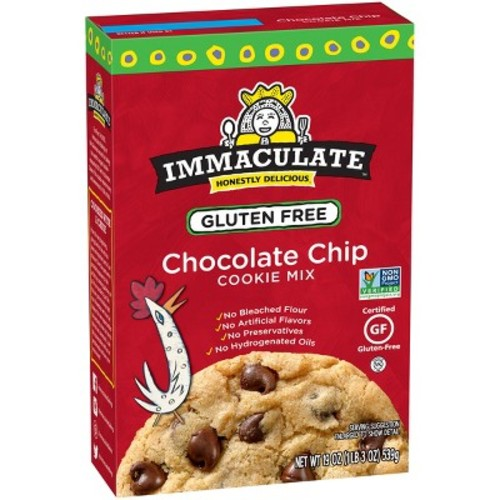 Immaculate Gluten Free Chocolate Chip Cookie Mix - 17.5oz