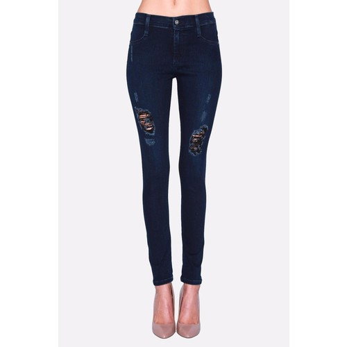 Skinny Distressed Jeggings