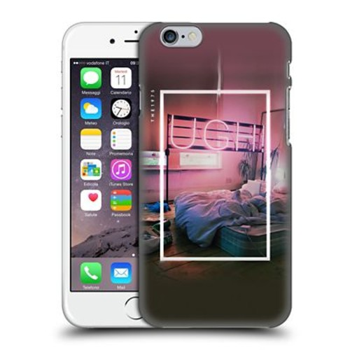 OFFICIAL THE 1975 SONGS Ugh Hard Back Case for Apple iPhone 6 / 6s (9_F_1E3BF)