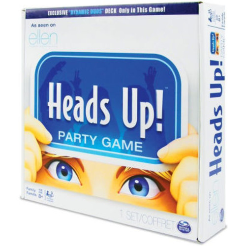 Heads Up Party Board Game