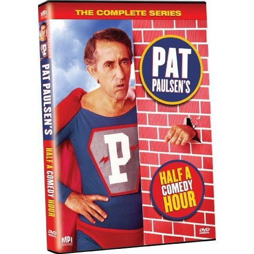 Pat Paulsen's Half A Comedy Hour: The Complete Series