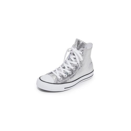 Chuck Taylor All Star Metallic High Top Sneakers
