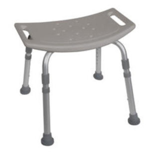Drive Medical Bath Bench Without Back Grey