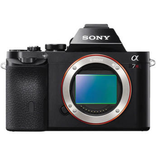 Alpha a7R Mirrorless Digital Camera