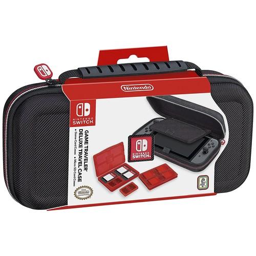 Nintendo Switch Game Traveler Deluxe Travel Case [Black]