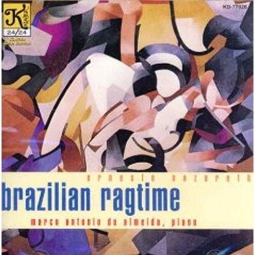 Nazareth: Brazilian Ragtime [CD]