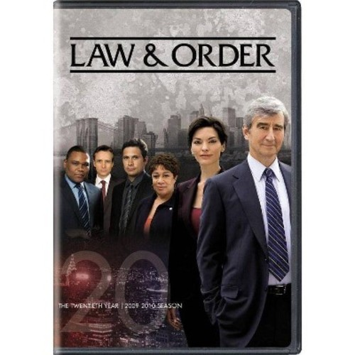 Law & Order: The Twentieth Year (DVD) [Law & Order: The Twentieth Year DVD]