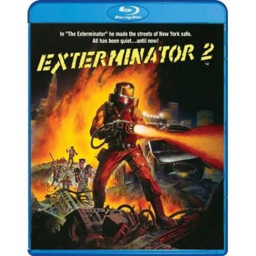 The Exterminator Blu-ray