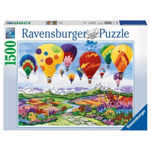Ravensburger Spring is in the Air Jigsaw Puzzle - 1500-Piece
