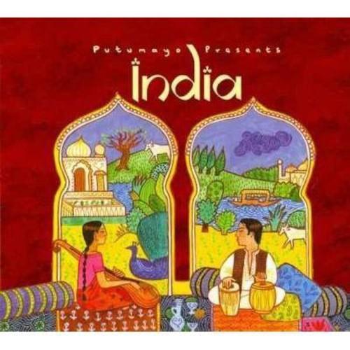 Putumayo presents - India (CD)