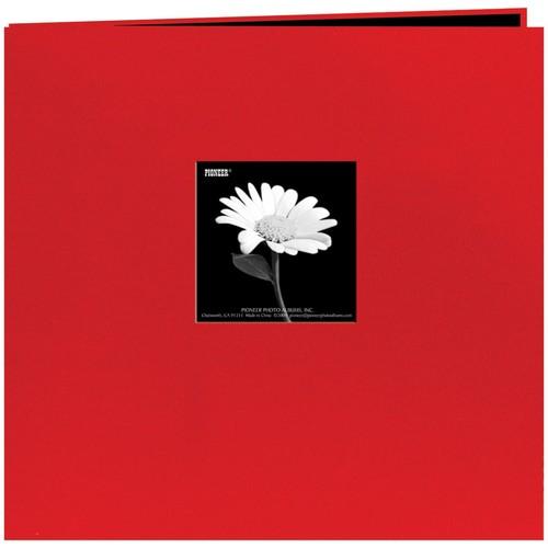 Cloth Cover Postbound Album