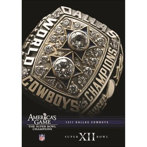 NFL: America's Game - 1977 Dallas Cowboys - Super Bowl XII [DVD]
