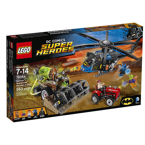 LEGO Superheroes: Batman: Scarecrow Harvest of Fear (76054)