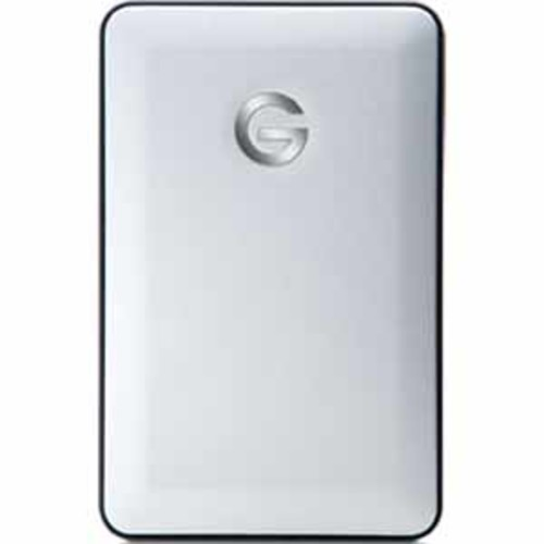G-Technology G-Drive Mobile USB 7200RPM - 1TB - Silver