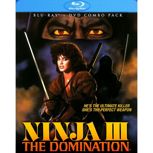 Ninja III: The Domination [2 Discs] [DVD/Blu-ray] [Blu-ray/DVD] [1984]