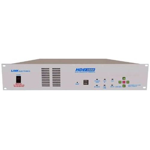 Link ELectronics HDE-3000 High Definition SD-SDI Closed Caption Encoder HDE-3000