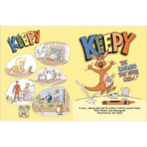Keepy the Kangaroo that Never Grew
