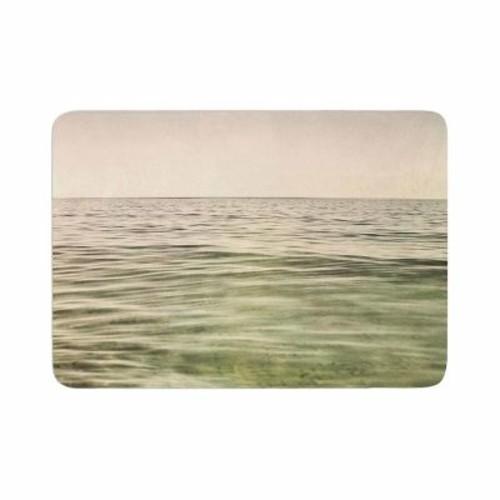East Urban Home Iris Lehnhardt Mystic Sea Memory Foam Bath Rug; 0.5'' H x 24'' W x 36'' D