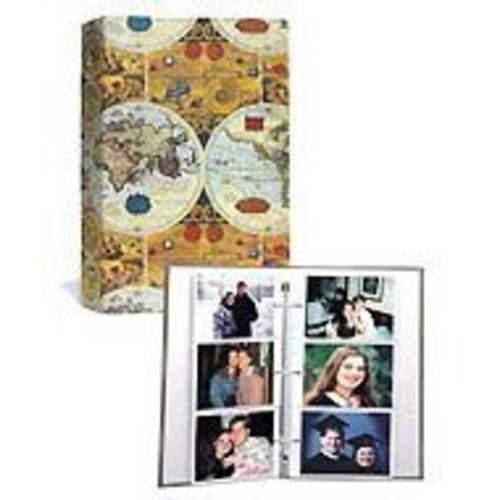 Pioneer Refill Pages for 3-Ring Photo Albums, holds 4x6- Inch Photos, Pack of 5 Pages. (1)