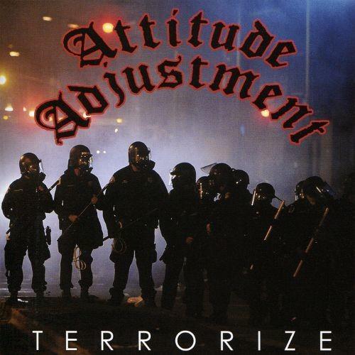 Terrorize [CD]