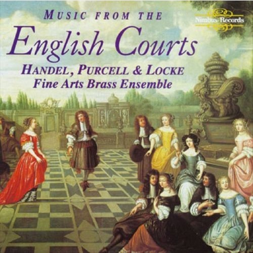 Music From The English Courts [CD]