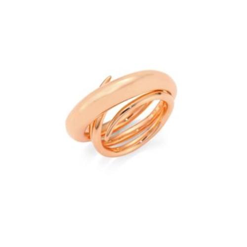 Hurly Burly Ring/Goldtone
